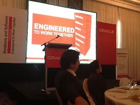 Oracle Day 2012 - Manila