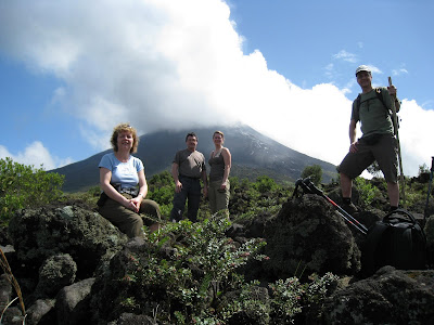 Au Volcan Arenal