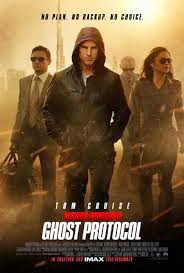 Mission Imposible-Ghost Protocol 2011