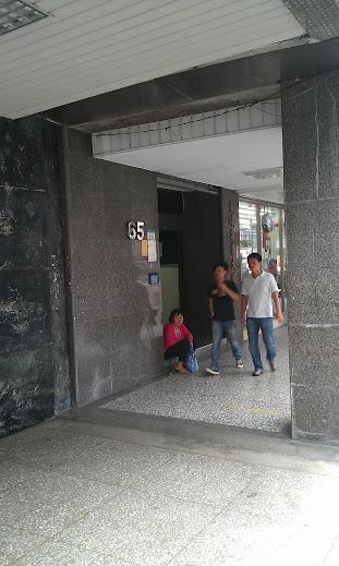 駐臺北越南經濟文化辦事處樓下