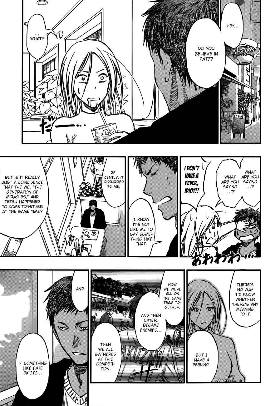 Kuroko no Basket Manga Chapter 189 - Image 15