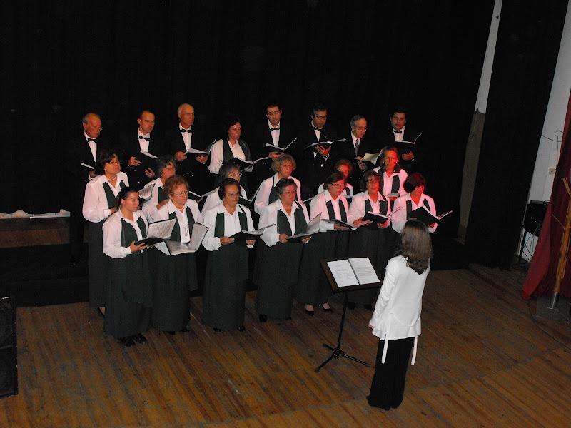 Coro da Sociedade Euterpe Alhandrense – Alhandra