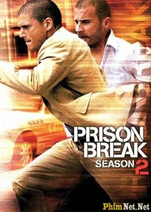 Phim Vượt Ngục 2 - Prison Break 2