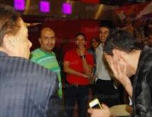 عادل إمام يصفع رامز جلال