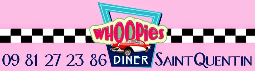 Le Whoopies american diner � Saint Quentin
