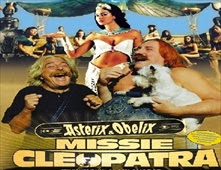 فيلم Asterix and Obelix Meet Cleopatra