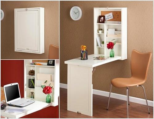 Thi công nội thất gỗ : Tận dụng không gian nhỏ với nội thất siêu gọn-6