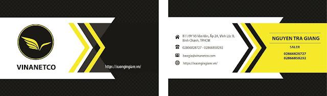 Sample Name Card - Code : namecard043