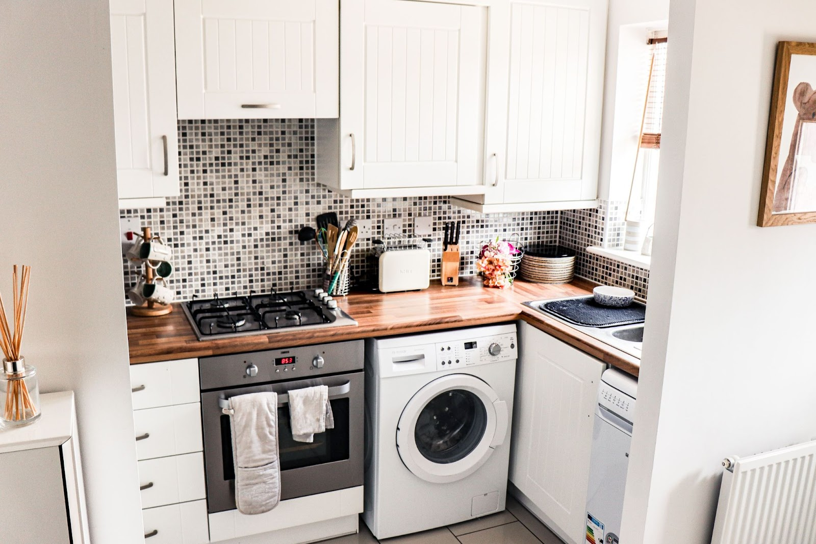 5 sfaturi practice pentru amenajarea bucatariei intr-o garsoniera