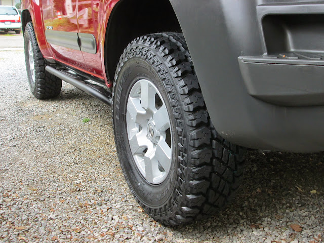 Premise 75 Vs I Maxx Pro: Leveling Kit Tires