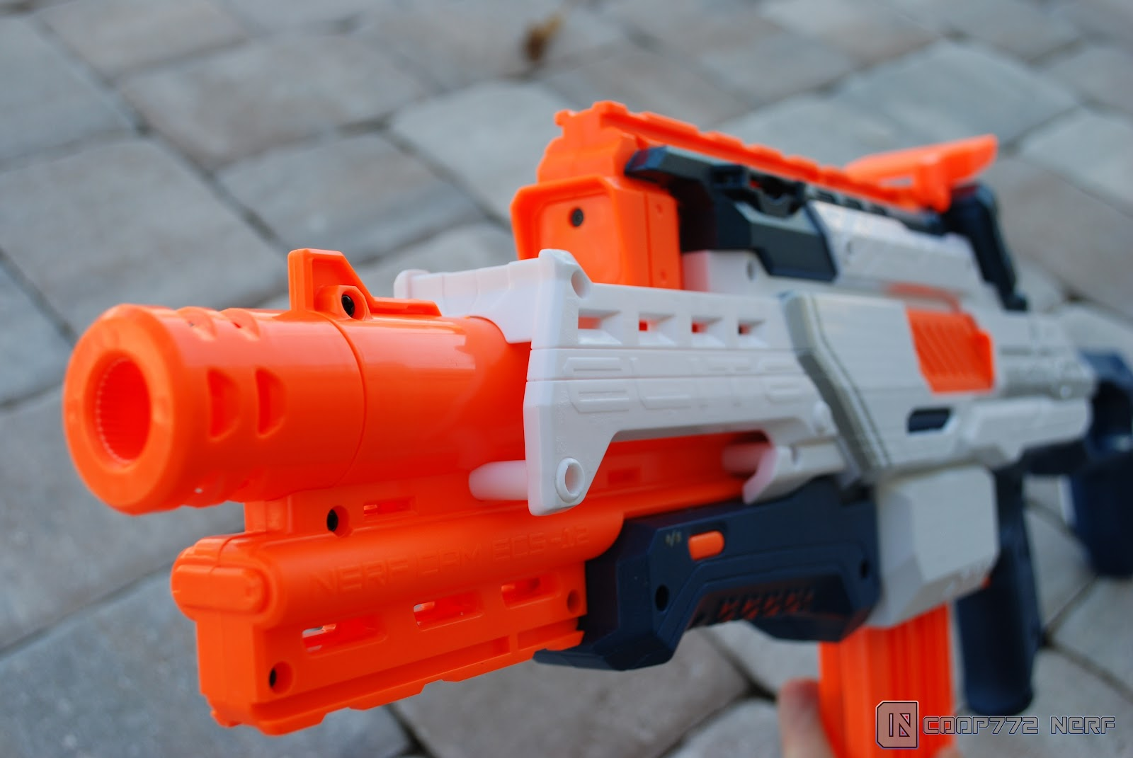 Nerf Super Soaker DartFire Review, Manufactured by: Hasbro ...