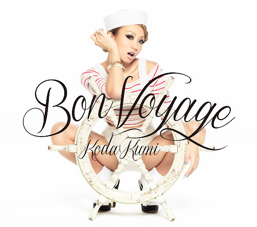 [Album Review] Koda Kumi - Bon Voyage