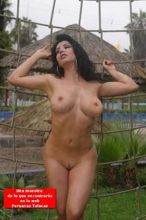 La Despampanante Vedette Paola Ruiz Cocotera Totalmente Desnuda Nos