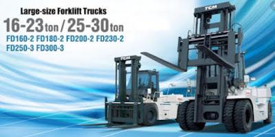 Xe nâng TCM 0909648178