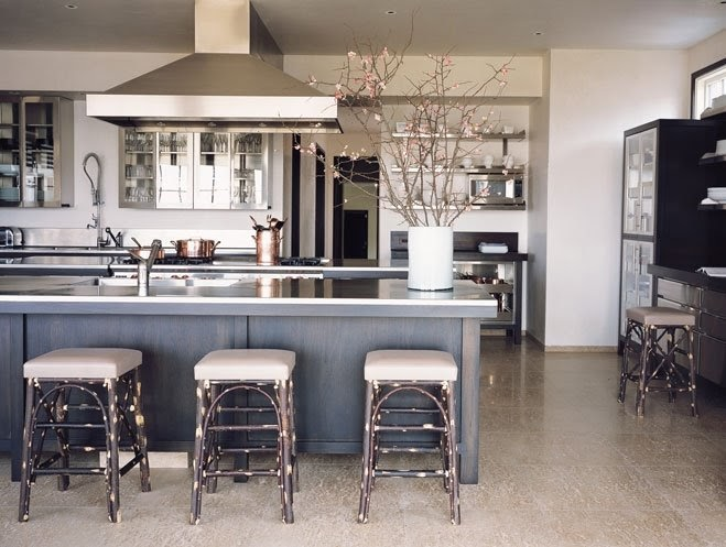 Haus design twiggy for Open kitchen no island