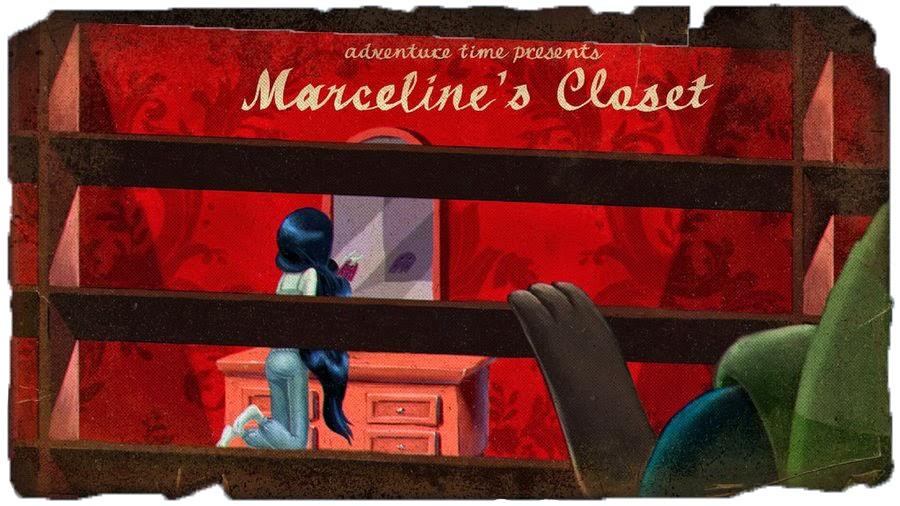 O armário da Marceline