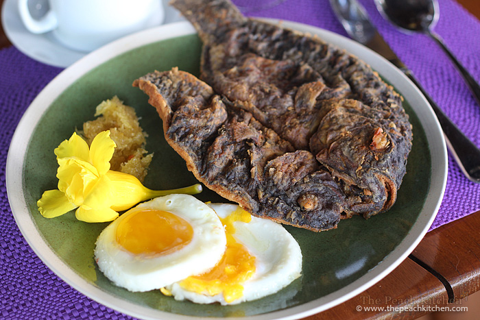 Breakfast at Cintai Corito's Garden | www.thepeachkitchen.com