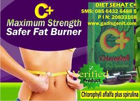 Kapsul C+ Diet Sehat Alami