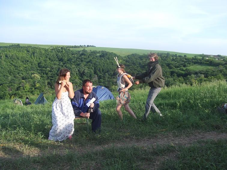 Ярмарка невест, Антоновка, Татарстан