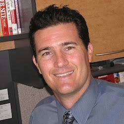 Author Tim Paulino
