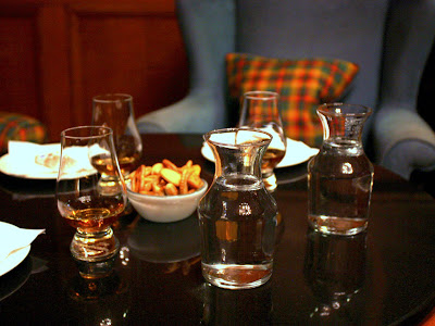 Bar at Dalmahoy Hotel in Edinburgh