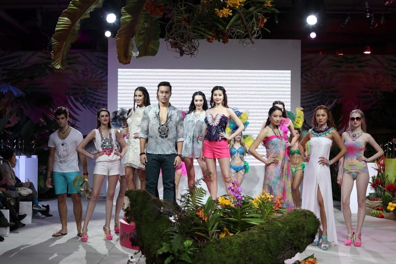 *SWAROVSKI 2013春夏水晶熱帶天堂:張孝全化身陽光巴西男孩詮釋熱情風采! 21