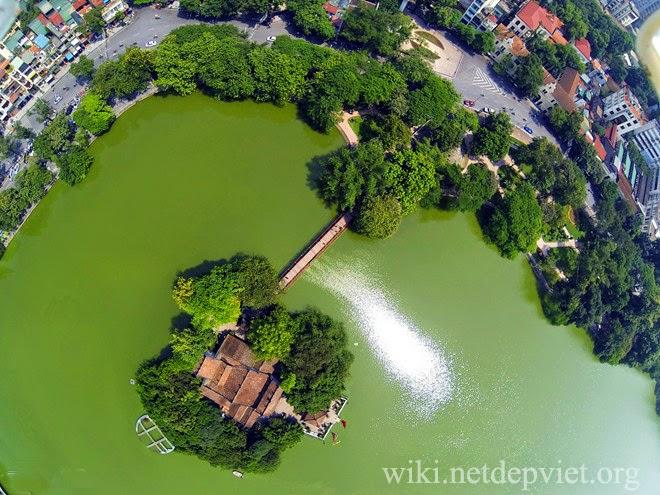 Hồ Hoàn Kiếm - Hồ Lục Thủy