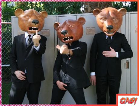 Uma parada cardíaca com Robyn e Teddybears