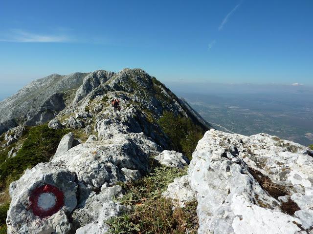 Biokovska planinarska staza, 25.4. - 1.5.2013.