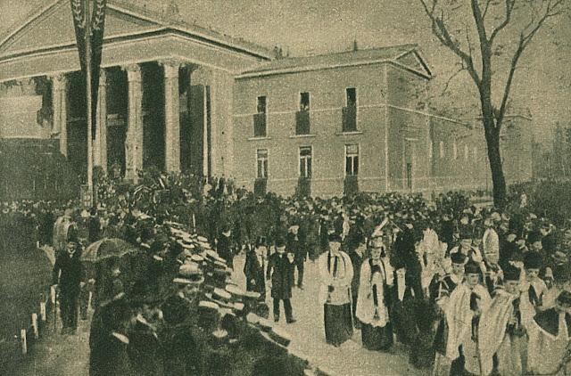 Munkácsy temetése