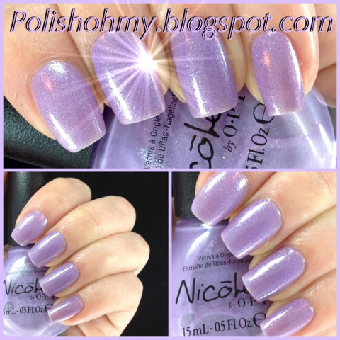 Nicole by OPI 'One Big Happy Fame-Ily'