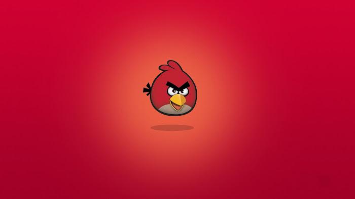 Hình nền về những chú chim điên trong Angry Birds - Ảnh 19