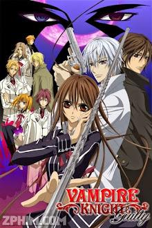Học Viện Ma Cà Rồng 2 - Vampire Knight Guilty (2008) Poster