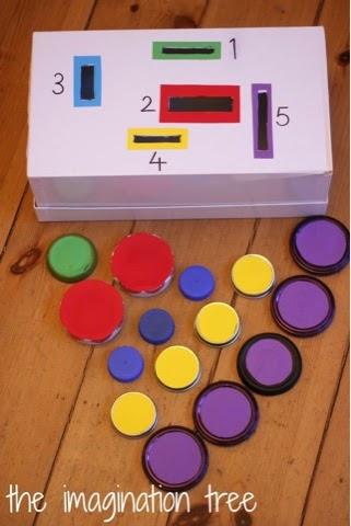 Resultado de imagen de cajas teacch autismo