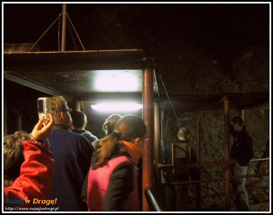Rzeczka -  podziemne fabryki Walimia