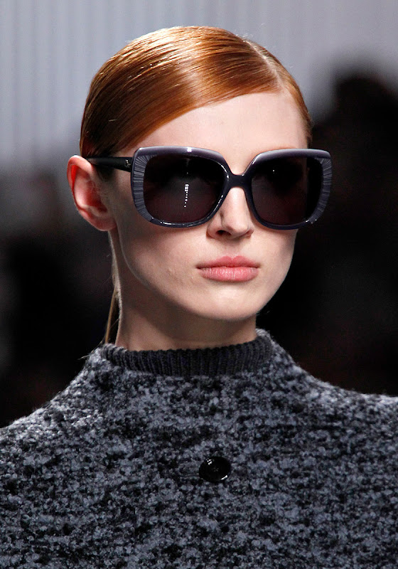 d0ff705e8521c Paris Fashion Week  Christian Dior Sunglasses 2012 Fall-Winter