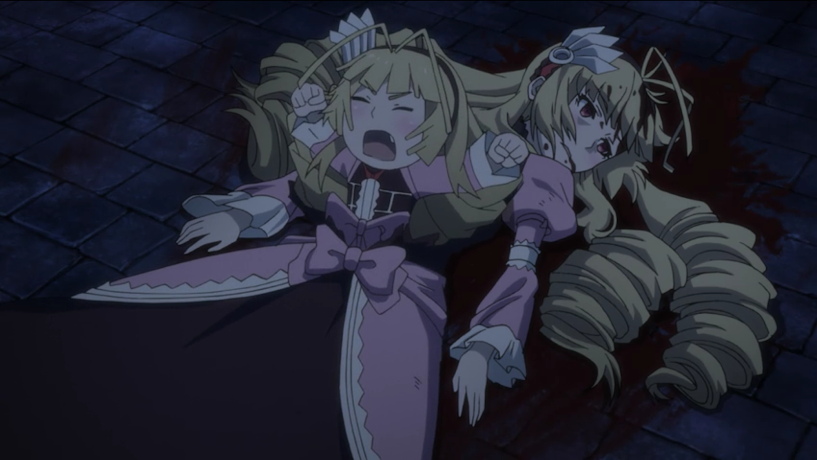 Chaika the Coffin Princess Review Screenshot 5