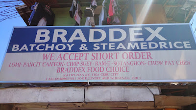 Bradded Sign Board Tisa Cebu City