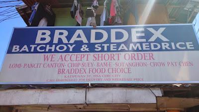 Bradded Sign Board Tisa Cebu City