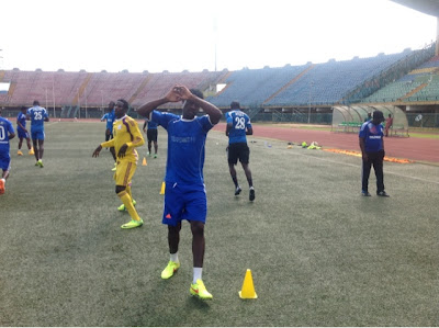 Nigeria football news, Dolphins fc, Dolphins Captain, Rotimi Expects Full House By Sunday
