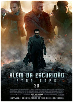 1 Download   Além da Escuridão   Star Trek   TS AVI + RMVB Dublado
