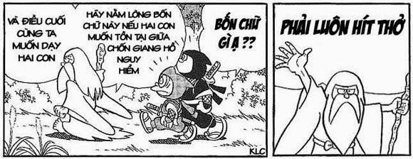 Doremon Chế: Cách Tồn Tại Giữa Chốn Giang Hồ