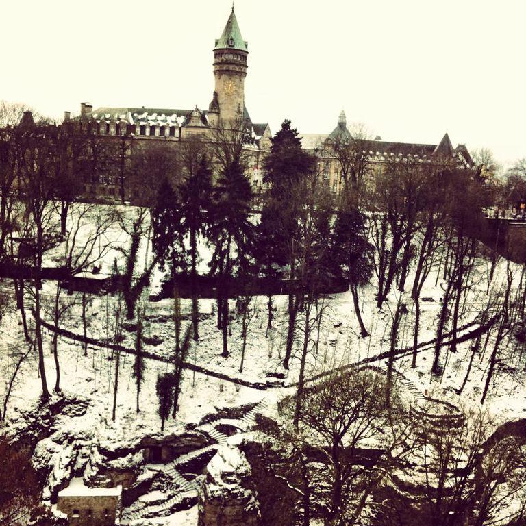 paisaje de luxemburgo