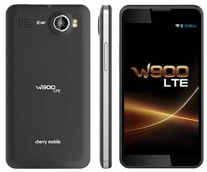 Cherry Mobile, W900 LTE