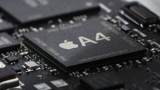 a4 apple chip top 1 Geekbench é atualizado e revela freqüência do clock do iPhone 4