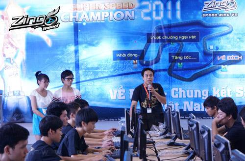 Zing Speed: Toàn cảnh vòng chung kết SSC 2011 7