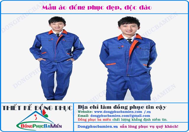 Dong phuc lao dong 003