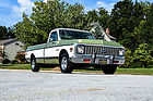 1972 Chevy Cheyenne,Showroom Quality Truck, Laser Straight, No Rust, Clear Title