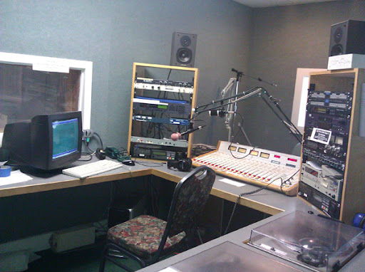 KUSP Production Studio 1