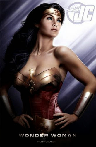 Wonder Woman The Motion Picture Or Else